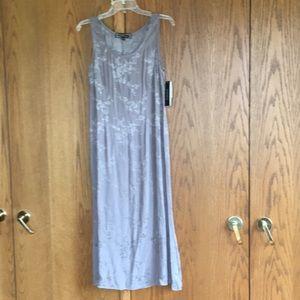 NWT full length summer dress size petite medium